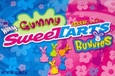 Sweet Tart Gummy Bunnies