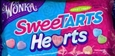 Sweet Tart Hearts