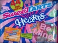 Sweet Tart Hearts  Exchange Packs