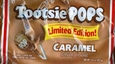 Tootsie Pops Caramel Suckers