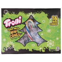 Trolli Sour Brite Candy Canes - Mini Candy Canes