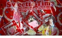 Valentine Candy Bracelets and Watches
