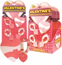 Valentine Candy Puzzles and Bracelets