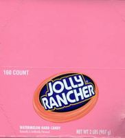 Watermelon  Jolly Rancher Candy
