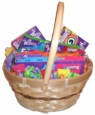 Willy  Wonka  Candy Basket