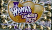 Wonka Chocolate Golden Eggs - Discontinued