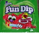 Wonka Fun Dip  10 Pack 50s Party Favors