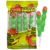 Zombie Finger Suckers