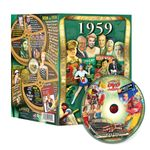 60th Birthday DVD for 1959