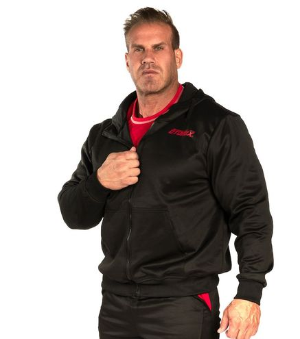 Hoodie Workout Jacket