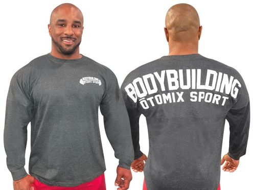 Otomix Bodybuilding Sport Long Sleeve Training Tee