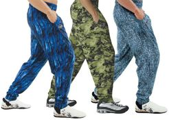 Buy 3 and save Baggy Gym Pants