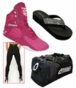 Female Stingray Bodybuilding Fitness Kit with Leggings