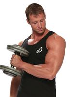 Bodybuilding Ribbed Muscle Tank