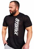 Otomix Bodybuilding Burn Out Logo Tee