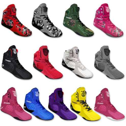 Stingray Bodybuilding Weightlifting Shoes