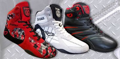Shoes for Bodybuilding Weightlifting Powerlifting Wrestling MMA