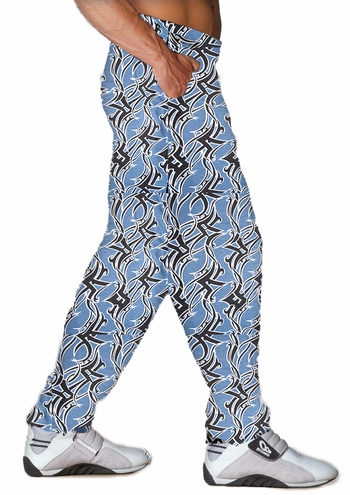 Tattoo Baggy Gym Pant