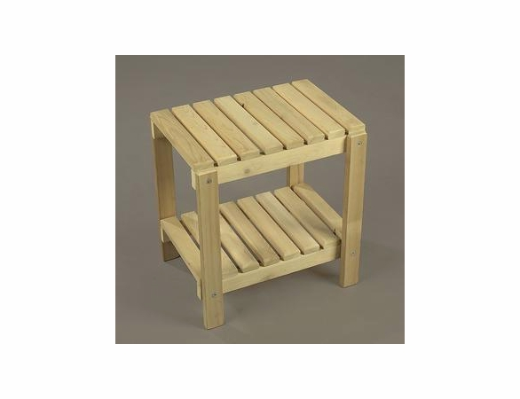 "16"" Cedar Side Table - Not Currently Available"