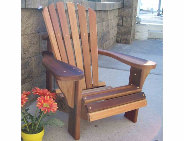 2' Countryside Kids Adirondack Chair