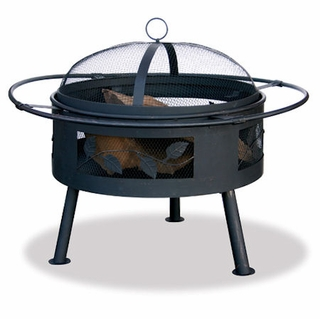 Steel Bronze And Cast Iron Outdoor Fire Pits