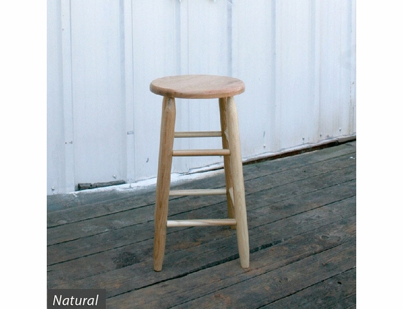 "24"" Backless Counter Height Stool – Color Options"