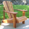 3' Countryside Adirondack Chair
