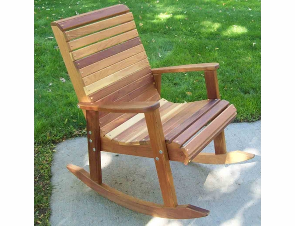 3' Countryside Rocking Chair