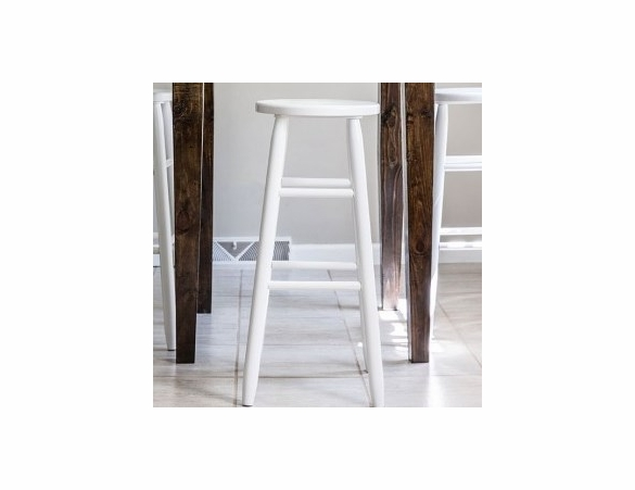 "30"" Backless Barstool – Color Options"