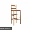 "30"" Curved Ladderback Barstool – Color Options"