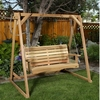 4' or 5' Cedar Swing with Frame Set Kit