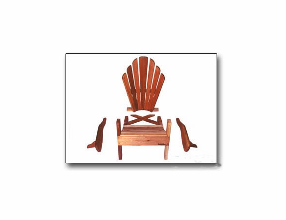 Adirondack Chair: Signature Series