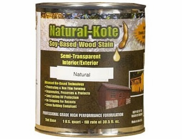 All Natural Wood Stain & Sealer