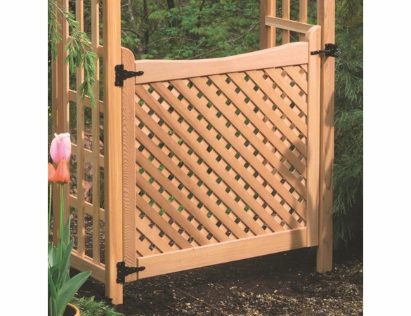 "Arboria 36"" Cedar Garden Gate - Will be Unavailable Aug 29"