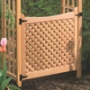 "Arboria 36"" Cedar Garden Gate - Order Today! - Will be Unavailable Aug 29"