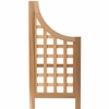 Arboria Andover Cedar Set/2 Trellis Wings - Not Currently Available