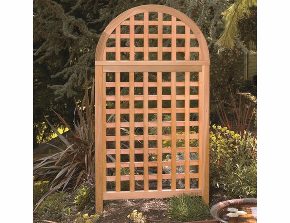 Arboria Andover Cedar Trellis Arch - Not Currently Available