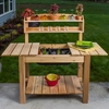 Arboria Classic Cedar Potting Bench - Order Today! - Will be Unavailable Aug 29