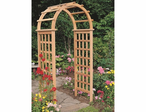 Arboria Victoria Cedar Arbor - Order Today! - Will be Unavailable Aug 29