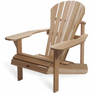 Cedar Wood Outdoor Furniture Ready To Emble Kits