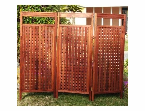 Best Redwood Deluxe Privacy Screen - Currently Unavailable