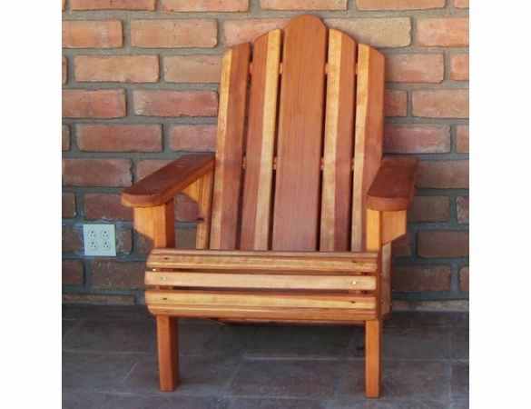 Best Redwood Summer Adirondack Chair