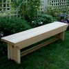 Cedar Traditional Heavy Duty Bench - Extra May Only Discount
