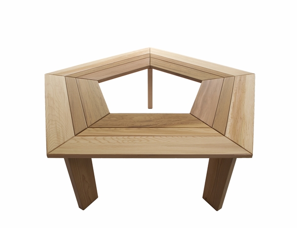 Cedar 5-Sided Tree Bench Kit