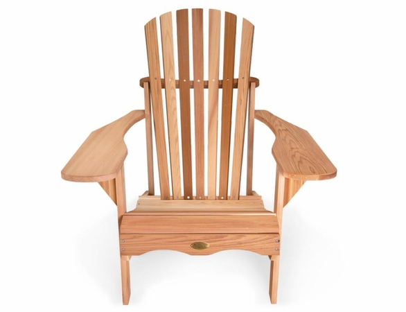 Cedar Adirondack Chair Kit