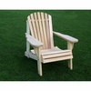 Cedar American Forest Adirondack Chair - Extra May Only Discount