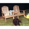 Cedar American Forest Adirondack Settee - Extra May Only Discount
