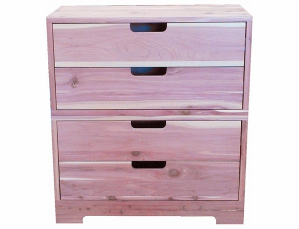 Cedar Closet 3 Piece Closet Group - Exclusive Item