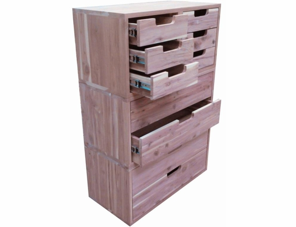 Cedar Closet 5 Piece Drawer Group - Exclusive Item