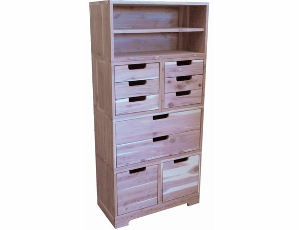 Cedar Closet 7 Piece Closet System Group - Exclusive Item - Not Currently Available